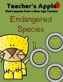 Endangered Species iPad Project