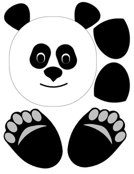 Endangered animals of China or Panda Writing project