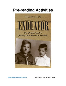 Endeavor: One Polish Family's Journey from Siberia to Freedom Pre-reading Sheet
