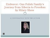 Endeavor by Hilary Shew -- A Conversation with the Author