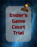 Ender's Game Court Trial Project