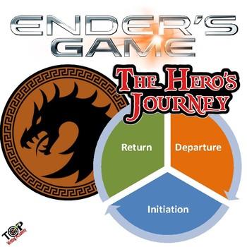 Ender's Game Hero's Journey Activity