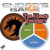 Ender's Game Hero's Journey Activity