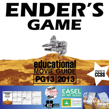 Ender's Game Movie Guide (PG13 - 2013)