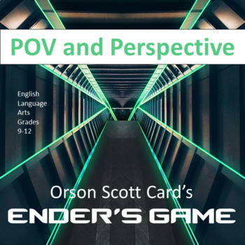 Ender's Game: Point of View and Perspective