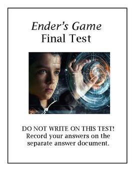 Ender's Game Final Test