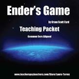 Ender's Game Novel Teaching Packet