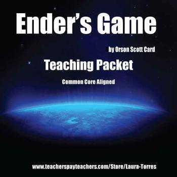 Ender's Game Novel Teaching Packet