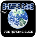 Ender's Game Pre-Reading Guide - Before You Read - Getting Started