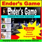 Ender's Game, Teacher Lessons PowerPoint