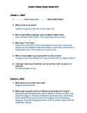 Ender's Game study guide Teacher Key