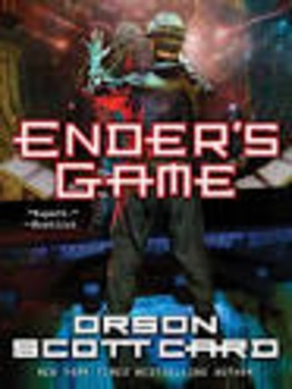 """""""Ender's Game"""" Unit Vocabulary"""