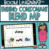 Ending Blend MP   Final Consonant Blend MP   BOOM Cards™