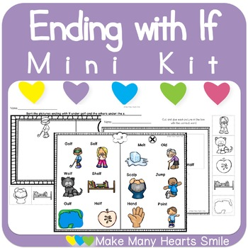 Ending Blend Mini Sorting Kit: -lf  MMHS33