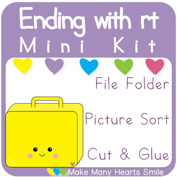 Ending Blend Mini Sorting Kit: -rt  MMHS33