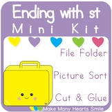 Ending Blend Mini Sorting Kit: -st  MMHS33