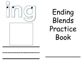 Ending Blends Book