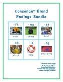 Ending Blends: Bundle of Multisensory Lessons