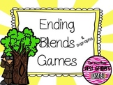 Ending Blends & Digraphs Games