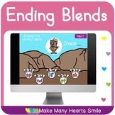 Ending Blends Game MHS107