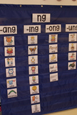 Ending Blends Pocket Chart Centers and Materials