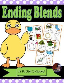Ending Blends Puzzles