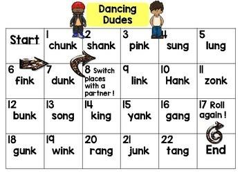 Consonant Blends (Upper Grades)