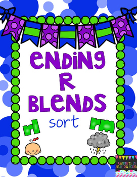 Ending Blends Sort- R blends