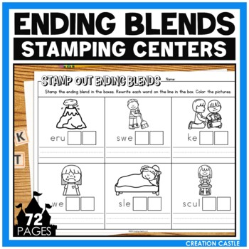 Ending Blends Stamping Center