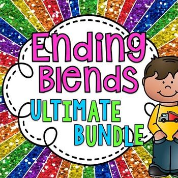 Ending Blends ULTIMATE BUNDLE