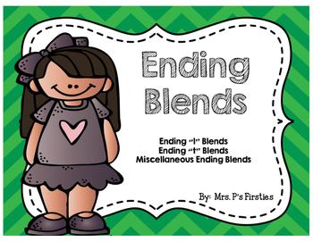 Ending Blends Unit