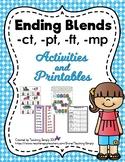 Ending Blends mp ct ft pt