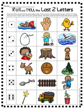 Ending Blends nd, nk, nt, ck, mp for Primary Grades