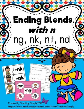 Ending Blends with n