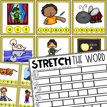 CT, FT, PT, XT Word Work Centers