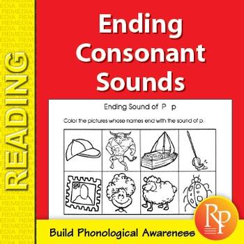 Ending Consonant Sounds