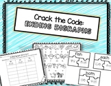 Ending Digraph Puzzle: sh, th, ch