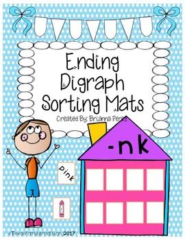 Ending Digraph Sorting Mats