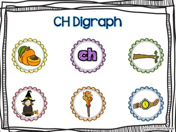 Ending Digraph: Sound, Sort, Spell Packet
