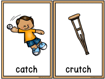 Ending Digraph TCH -Write The Room FREE