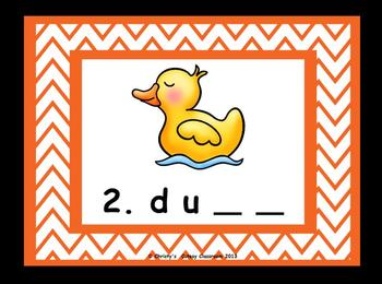 Ending Digraph Write-the-Room