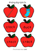 Ending Digraphs CH and CK Picture & Word Sort