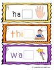 Ending Digraphs ND and NK Task Cards