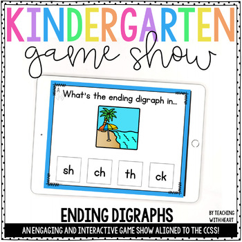 Ending Digraphs PowerPoints
