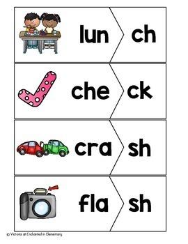 Ending Digraphs Puzzles