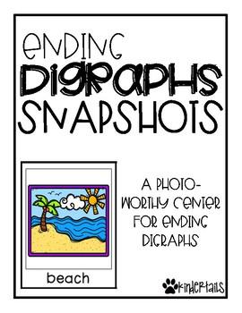 Ending Digraphs Snapshots