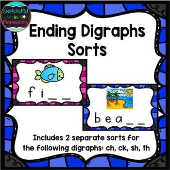 Ending Digraphs Sort