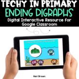Ending Digraphs for Google Classroom