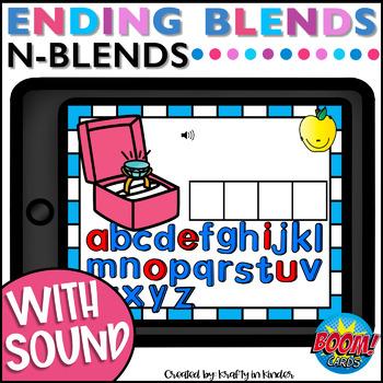 Ending N Blends