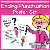 Ending Punctuation Poster Set